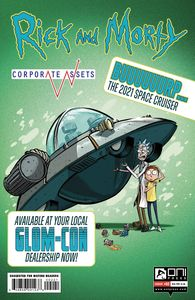 [Rick & Morty: Corporate Assets #2 (Cover B Lee) (Product Image)]