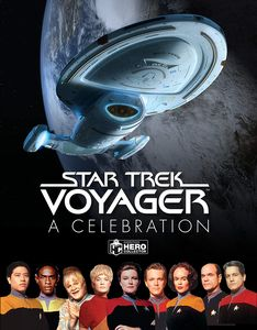 [Star Trek Voyager: A Celebration (Hardcover) (Product Image)]