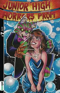 [Junior High Horrors #7 (Cover C Nightmare Prom Street) (Product Image)]