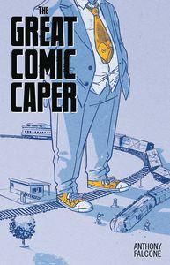 [Comic Con Men MMPB: Book 2: The Great Comic Book Caper (Product Image)]