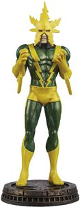 [Marvel: Figure Chess Collection #13 Electro Black Pawn (Product Image)]