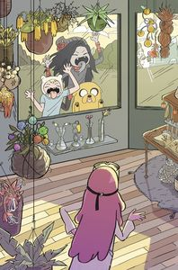 [Adventure Time #62 (Subscription Woltjen Cover) (Product Image)]