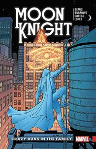 [Moon Knight Legacy: Volume 1: Crazy Runs In Family (Product Image)]