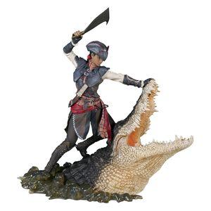 [Assassin's Creed Liberation: PVC Statue: Aveline De Grandpré (Product Image)]