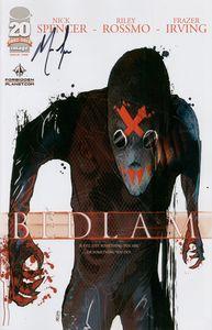 [Bedlam #1 (Forbidden Planet Variant) (Product Image)]