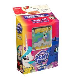 [My Little Pony: Theme Deck: Canterlot Nights (Product Image)]