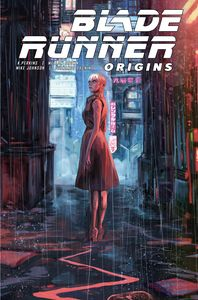 [Blade Runner: Origins #4 (Cover A Hervas) (Product Image)]