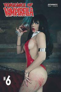 [Vengeance Of Vampirella #6 (Cover D Lorraine Cosplay) (Product Image)]
