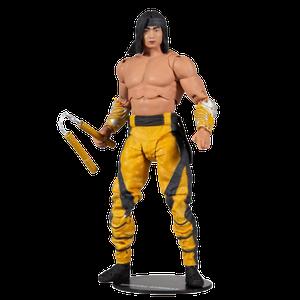 [Mortal Kombat: Action Figure: Series 7: Liu Kang (Fighting Abbot) (Product Image)]