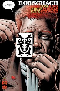 [Rorschach #1 (Forbidden Planet Bolland Exclusive Signed Variant) (Product Image)]