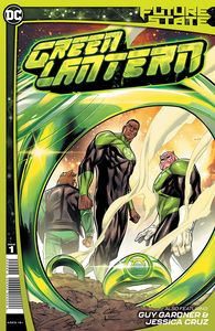 [Future State: Green Lantern #1 (Product Image)]