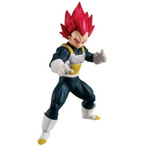 [Dragon Ball Super: Styling Statue: Saiyan God Vegeta (Product Image)]