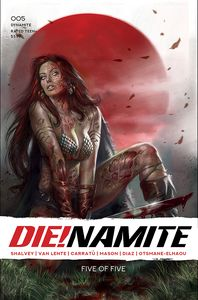[Die!Namite #5 (Cover A Parrillo) (Product Image)]