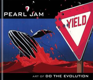 [Pearl Jam: Art Of Do The Evolution (Hardcover) (Product Image)]