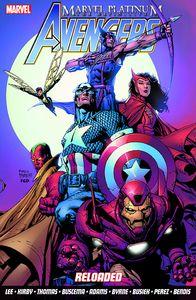 [Marvel Platinum: Definitive Avengers Reloaded (UK Edition) (Product Image)]
