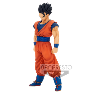 [Dragon Ball Z: Resolution Of Soldiers Grandista Statue: Gohan (Product Image)]