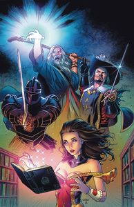 [Grimm Fairy Tales #13 (Cover A Chen) (Product Image)]
