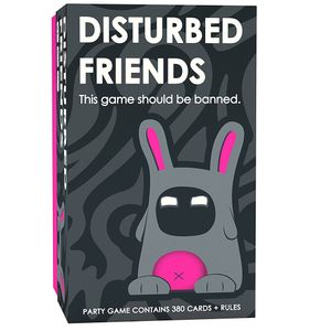 [Disturbed Friends (Product Image)]