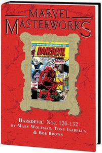 [Marvel Masterworks: Daredevil: Volume 12 (DM Variant Edition - Hardcover) (Product Image)]