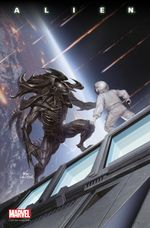 [The latest cover for Alien]