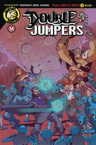 [Double Jumpers: Full Circle Jerks #3 (Cover A Rios) (Product Image)]