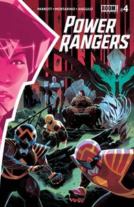 [Power Rangers #4 (Main Cover) (Product Image)]