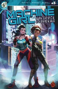 [Machine Girl & Space Invaders #3 (Product Image)]