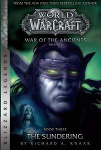[Warcraft: War Of The Ancients: Book 3: The Sundering (Product Image)]