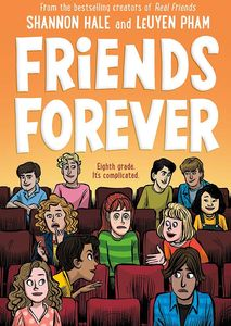 [Friends Forever: Volume 3 (Product Image)]