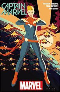 [Captain Marvel: Volume 1 (Product Image)]