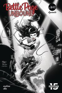 [Bettie Page: Unbound #10 (Cover A Royle) (Product Image)]