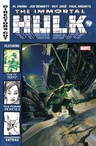 [Immortal Hulk: Directors Cut #4 (Product Image)]