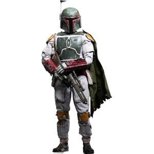 [Star Wars: Hot Toys Deluxe Action Figure: Boba Fett (Product Image)]