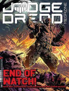 [Judge Dredd Megazine #421 (Product Image)]