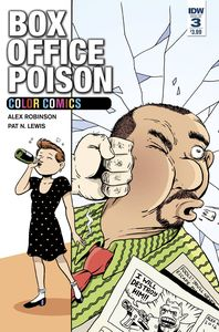 [Box Office Poison: Color Comics #3 (Product Image)]