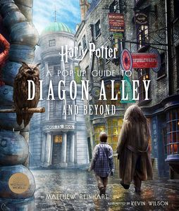 [Harry Potter: A Pop-Up Guide To Diagon Alley & Beyond (Signed Bookplate Hardcover) (Product Image)]