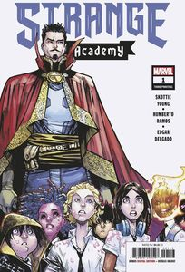 [Strange Academy #1 (3rd Printing Ramos Variant) (Product Image)]