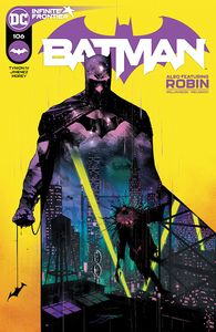 [Batman #106 (Cover A Jorge Jimenez) (Product Image)]