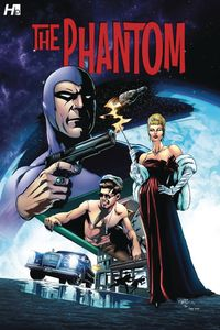 [The Phantom: President Kennedys Mission #1 (Reg Brooks Cover) (Product Image)]