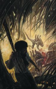 [Aliens: Fire & Stone #4 (Product Image)]