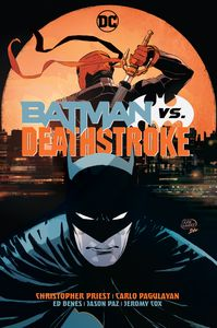 [Batman Vs Deathstroke (Hardcover) (Product Image)]