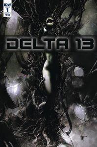 [Delta 13 #1 (Cover A Jones) (Product Image)]