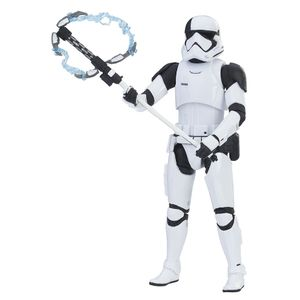 [Star Wars: The Last Jedi: Black Series Action Figure: First Order Stormtrooper Executioner (Product Image)]
