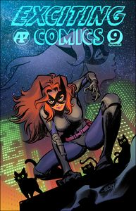 [Exciting Comics #9 (Cover B Shannon) (Product Image)]