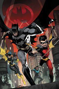 [Batman: The Adventures Continue #1 (Dan Mora Variant Edition) (Product Image)]