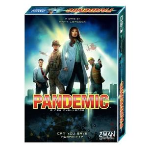 [Pandemic (New Edition) (Product Image)]
