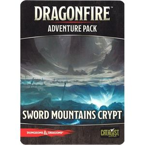 [Dungeons & Dragons: Dragonfire: Adventure Pack: Sword Mountains Crypt (Product Image)]