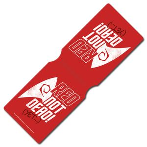 [Star Trek: The Original Series: The 55 Collection: Card Holder: Red, Not Dead! (Product Image)]