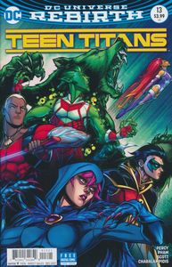 [Teen Titans #13 (Variant Edition) (Product Image)]