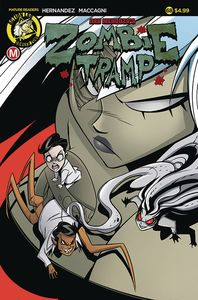 [Zombie Tramp: Ongoing #68 (Cover A Maccagni) (Product Image)]